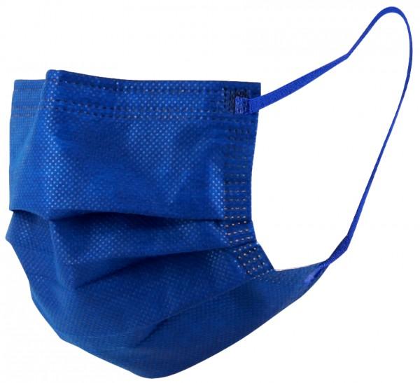 MedMaXX HS-700K-BL medizinische Kinder OP Maske EN14683 blau 50 Stück